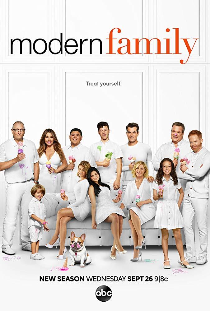 Modern Family S10E03 720p HDTV x265-MiNX