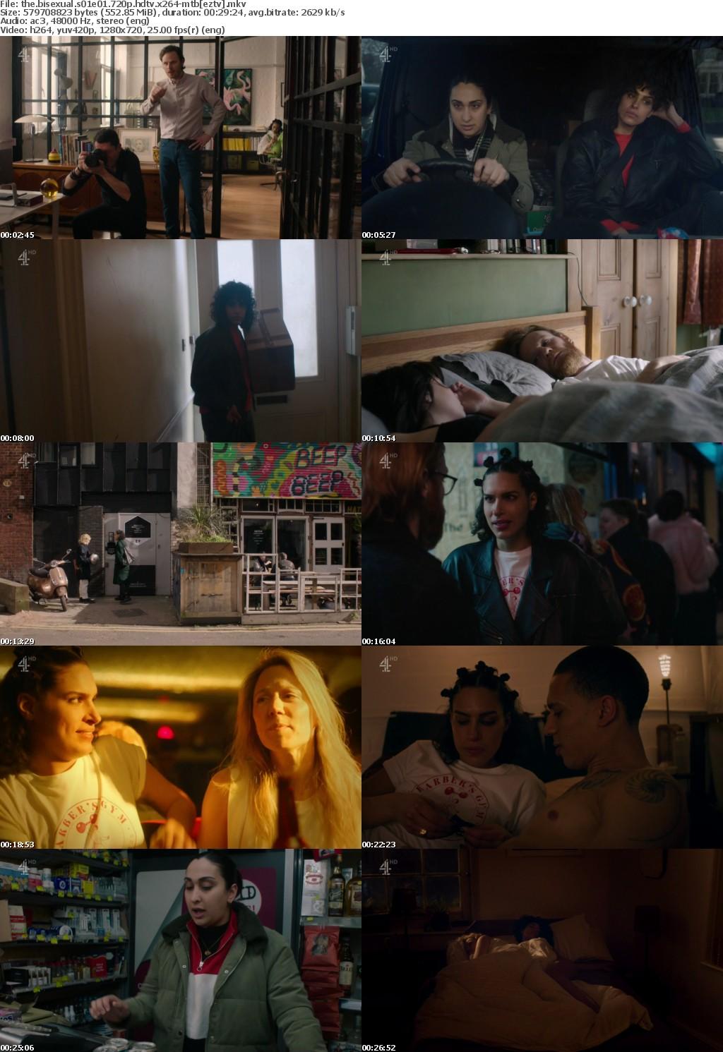 The Bisexual S01E01 720p HDTV x264-MTB