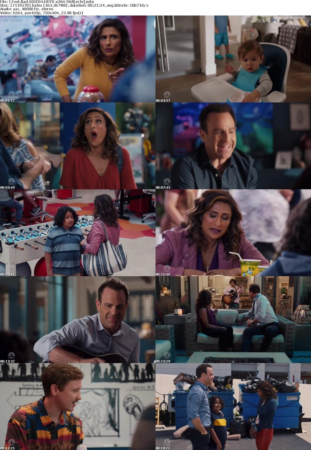 I Feel Bad S01E04 HDTV x264-SVA