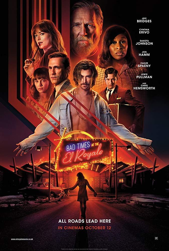 Bad Times at the El Royale 2018 720p HDCAM-1XBET