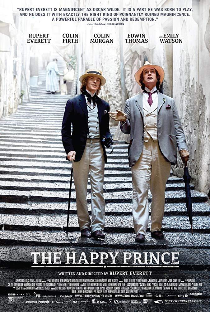 The Happy Prince 2018 1080p BluRay X264-AMIABLE