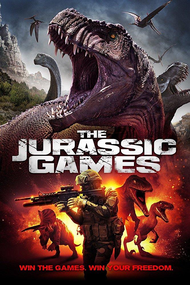 The Jurassic Games 2018 720p BluRay x264-GETiT