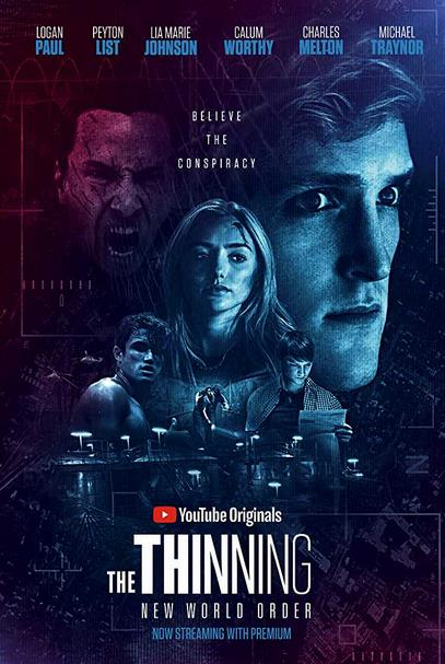 The Thinning New World Order 2018 WEBRip XviD MP3-FGT