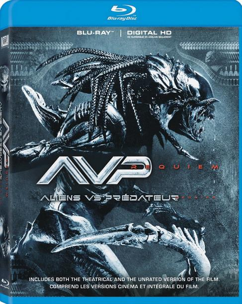 Aliens vs Predator Requiem (2007) 720p BluRay x264-DLW