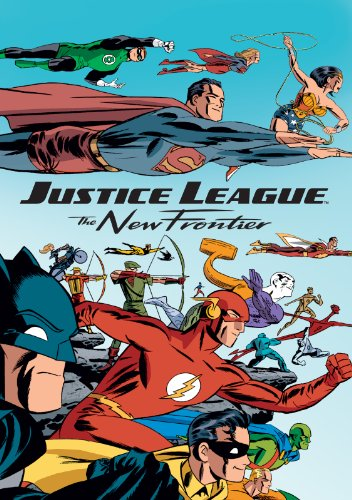 Justice League The New Frontier (2008) 1080p BluRay H264 AAC-RARBG