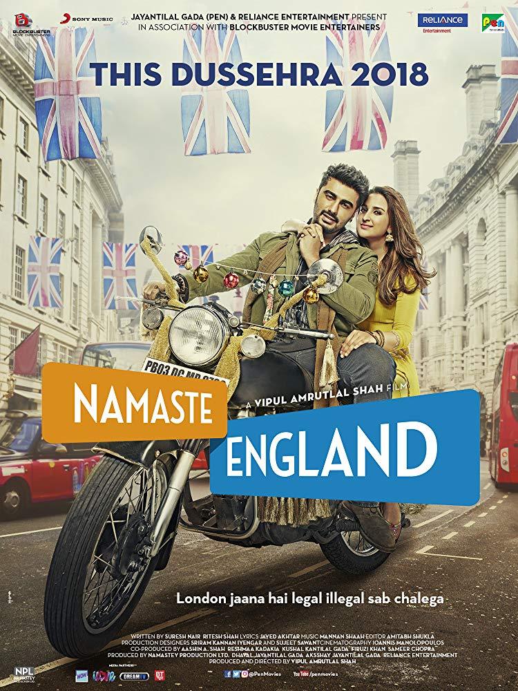 Namaste England 2018 Hindi 720p PRE-DVDRip x264 [MW]