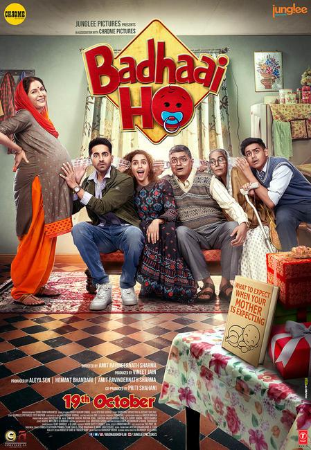 Badhaai Ho 2018 Hindi 720p PRE-DVDRip x264 [MW]