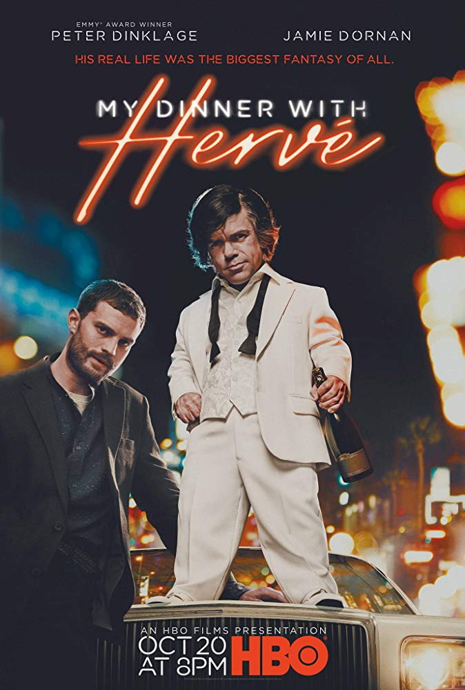 My Dinner with Herve 2018 HDRip AC3 X264-CMRG