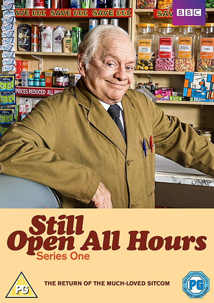 Still Open All Hours S05E03 720p HDTV x264-MTB