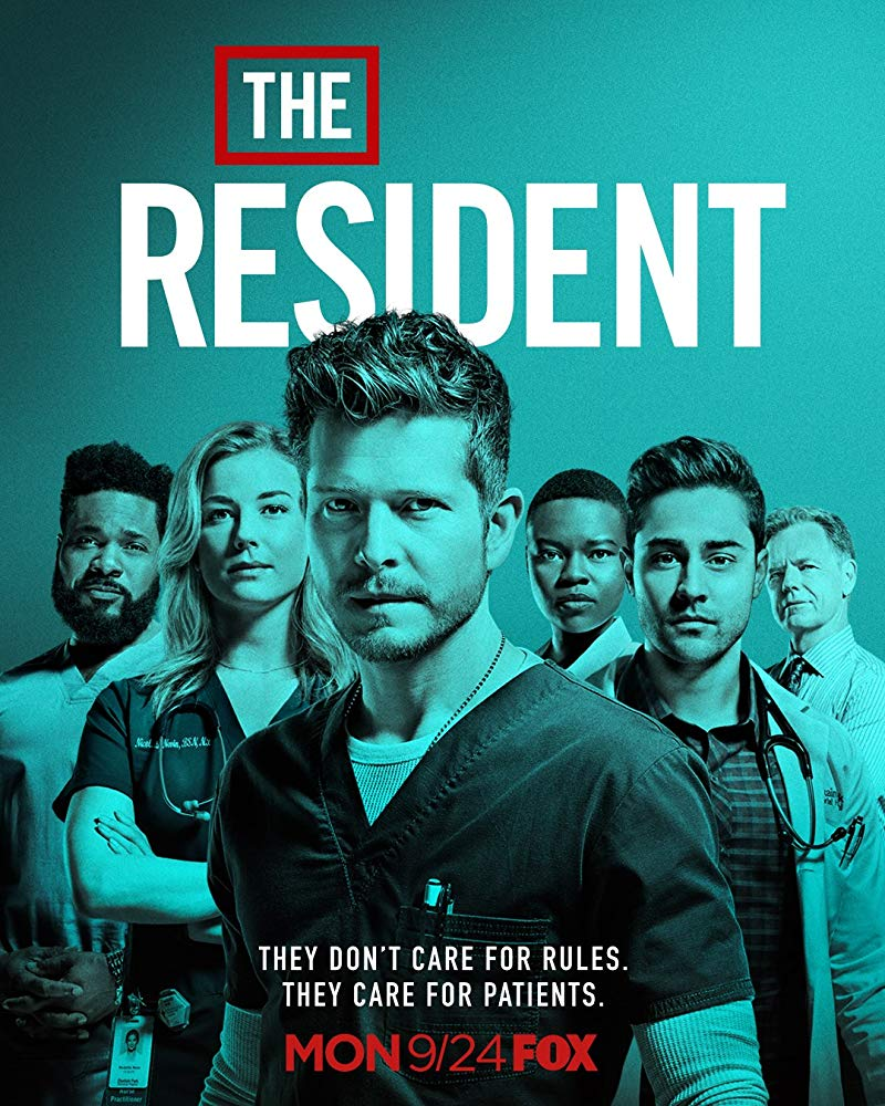 The Resident S02E05 720p WEB x265-MiNX