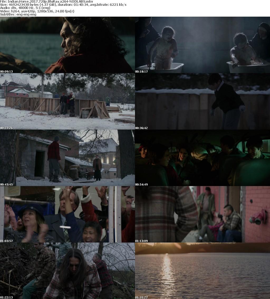 Indian Horse (2017) 720p BluRay x264-NODLABS