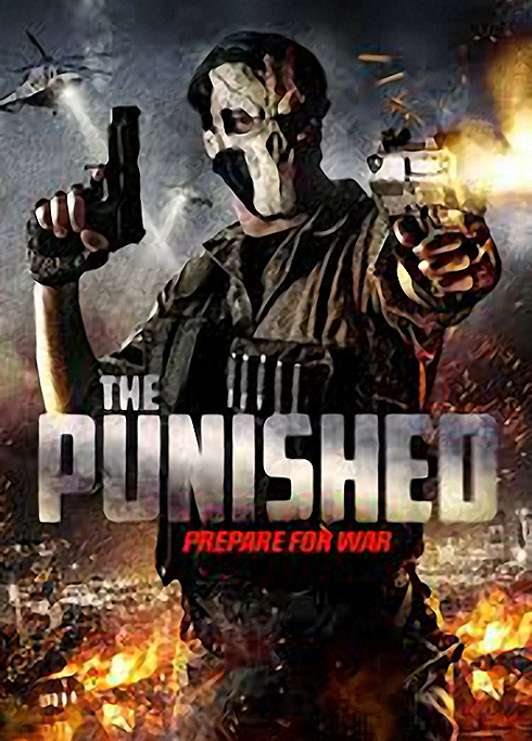 The Punished (2018) 720p WEB-DL x264 MW