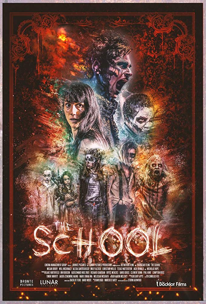 The School (2018) 720p BDRip X264 AC3-EVO