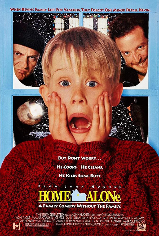Home Alone S02E02 The Doorbell Rang Twice HDTV x264-CRiMSON