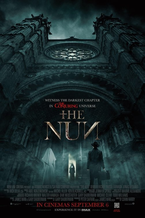 The Nun 2018 HC HDRip XViD AC3-ETRG