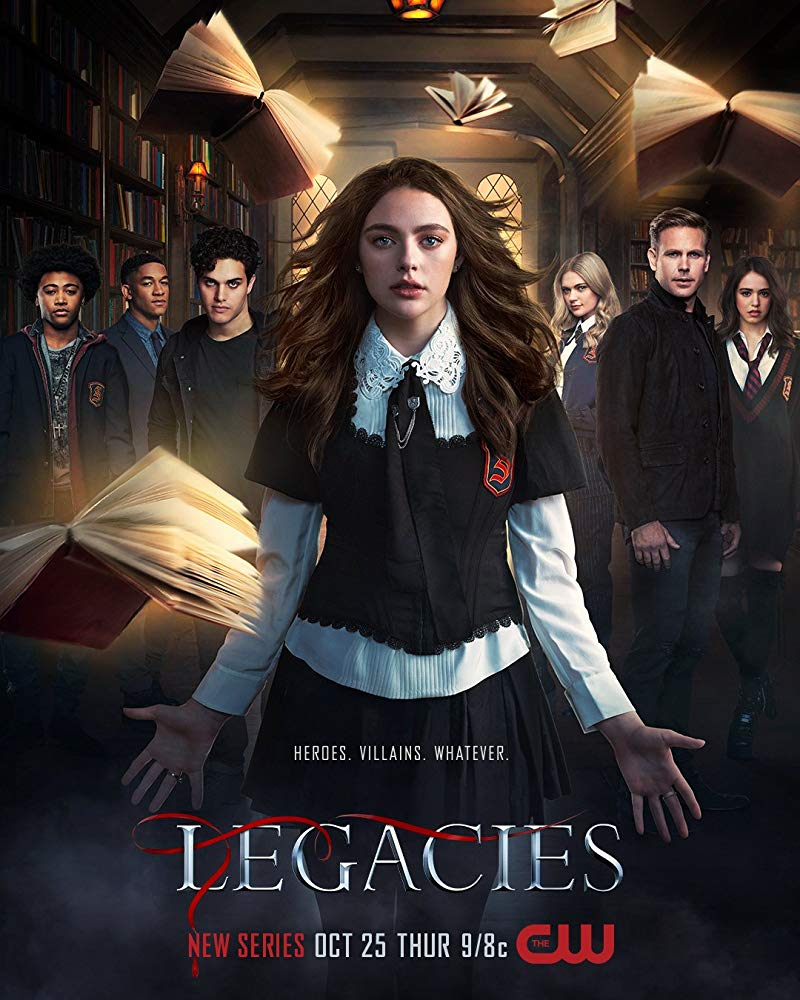 Legacies S01E02 Some People Just Want To Watch The World Burn 720p AMZN WEB-DL DDP5 1 H 264-KiNGS