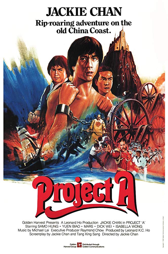 Project A (1983) [BluRay] [720p] YIFY