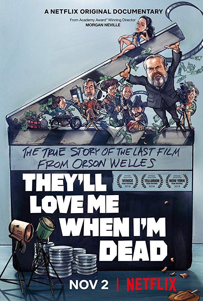 They'll Love Me When I'm Dead (2018) [WEBRip] [720p] YIFY