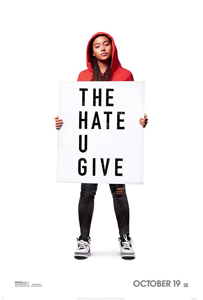 The Hate U Give (2018) 720p HC Webrip HEVC Omikron