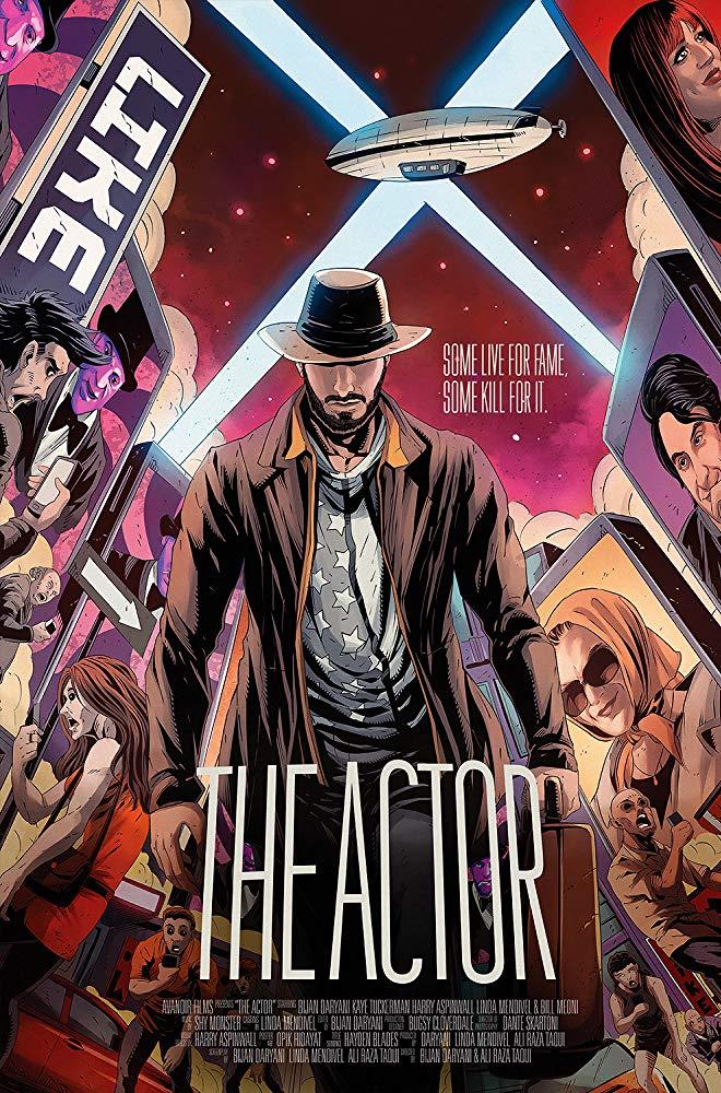 The Actor (2018) 720p WEB-Dl x264 ESub MW