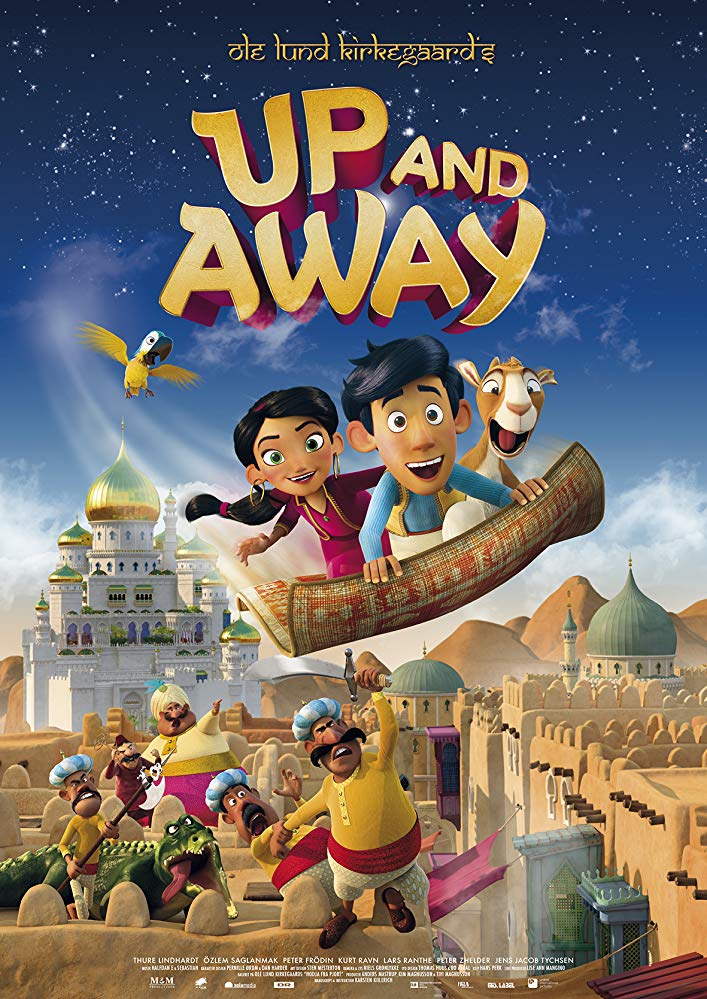 Up and Away 2018 1080p WEB-DL H264 AC3-EVO