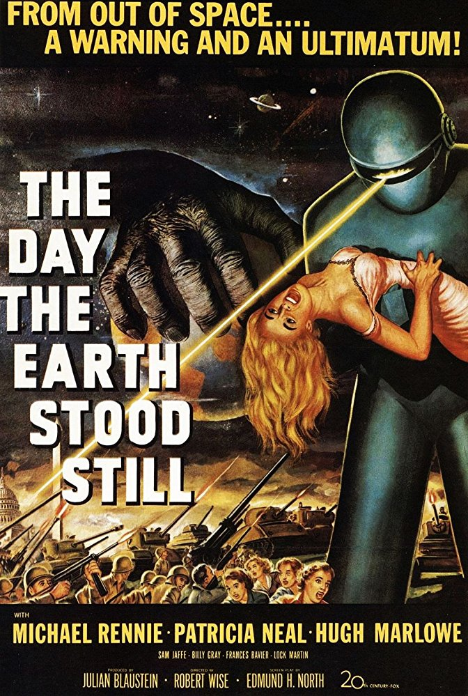 The Day the Earth Stood Still 1951 1080p BluRay REMUX AVC DTS-HD MA 5 1-FGT