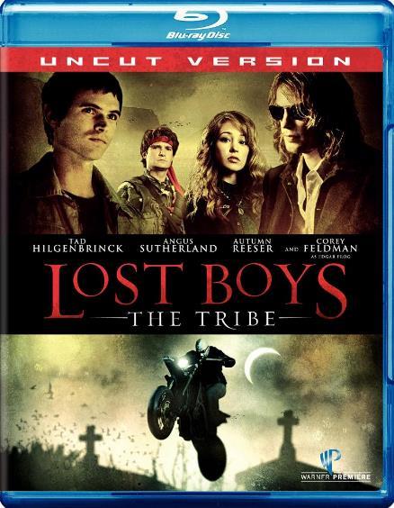 The Lost Boys The Tribe (2008) 720p BluRay H264 AAC-RARBG