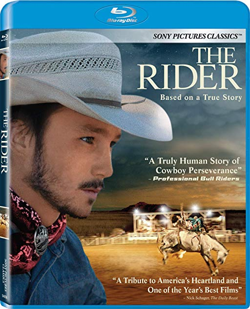 The Rider (2018) BDRip XviD AC3-EVO