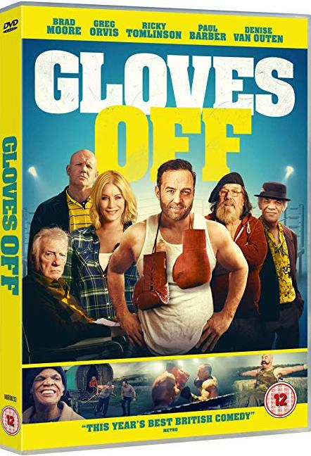 Gloves Off 2018 HDRip XviD-AVID