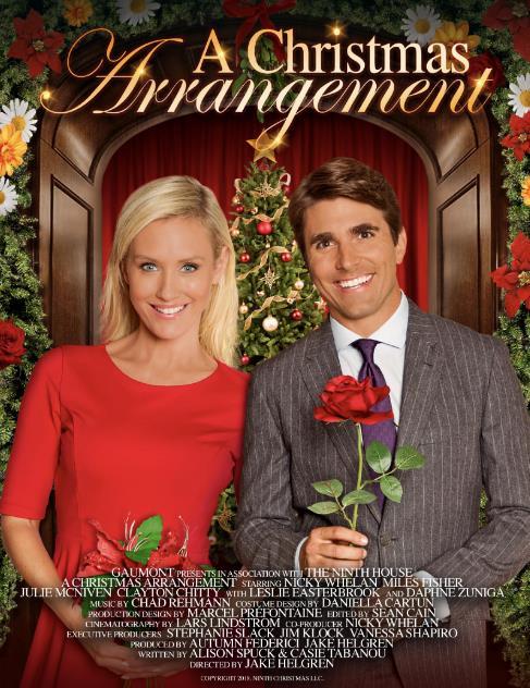A Christmas Arrangement LifeTimeMovie 2018 720p HDTV x264 - SHADOW