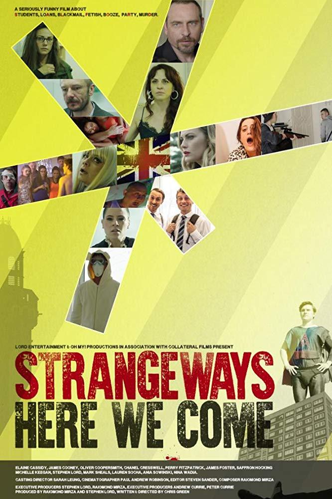 Strangeways Here We Come 2018 HDRip AC3 X264-CMRG