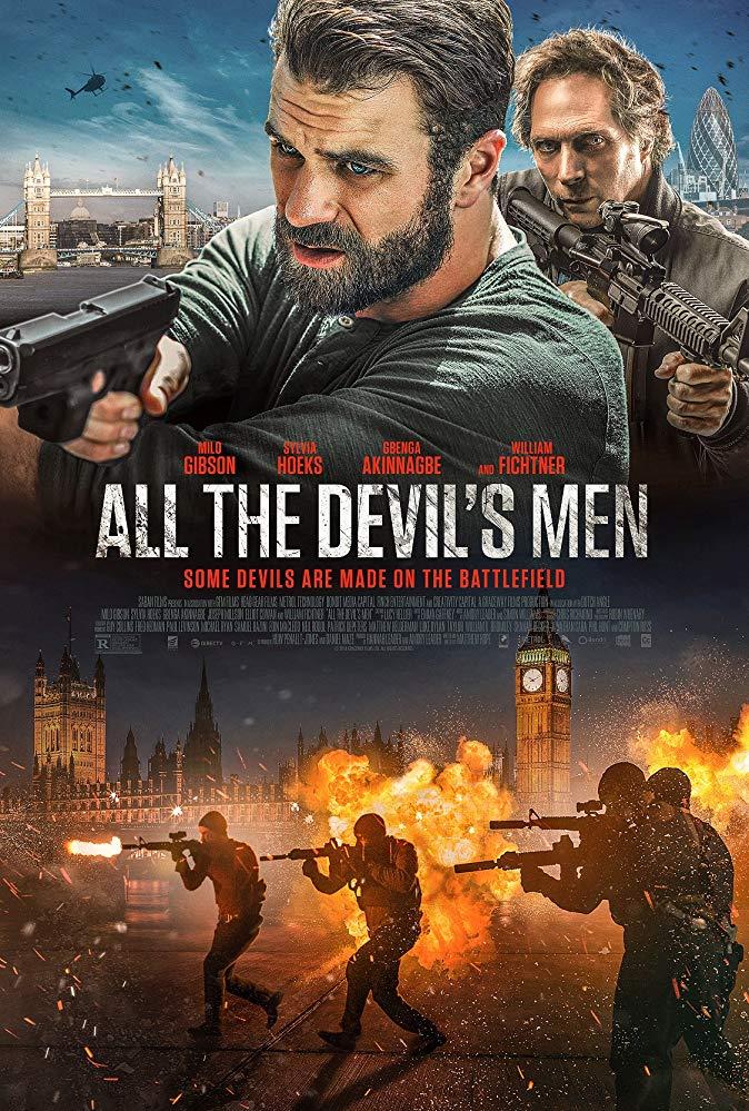 All The Devils Men 2018 DVDRip AC3 X264-CMRG