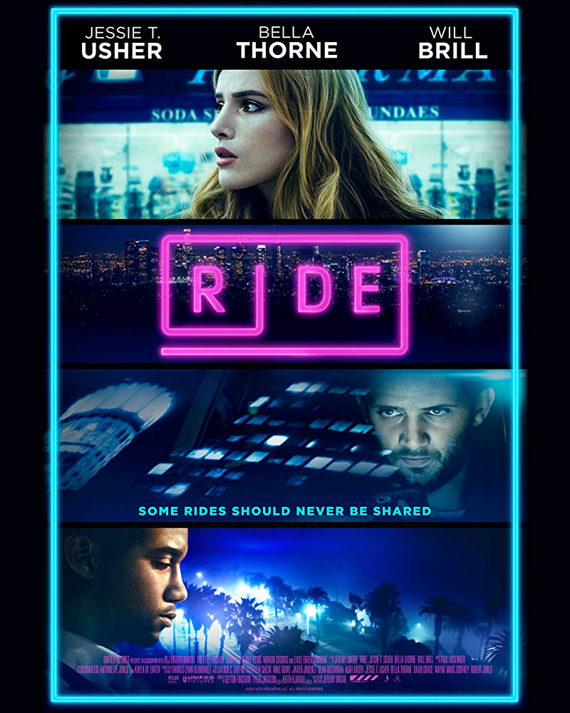 Ride (2018) 720p BluRay H264 AAC  RARBG