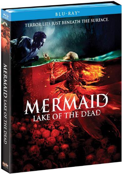 The Mermaid The Lake of the Dead 2018 BRRip XviD AC3-EVO