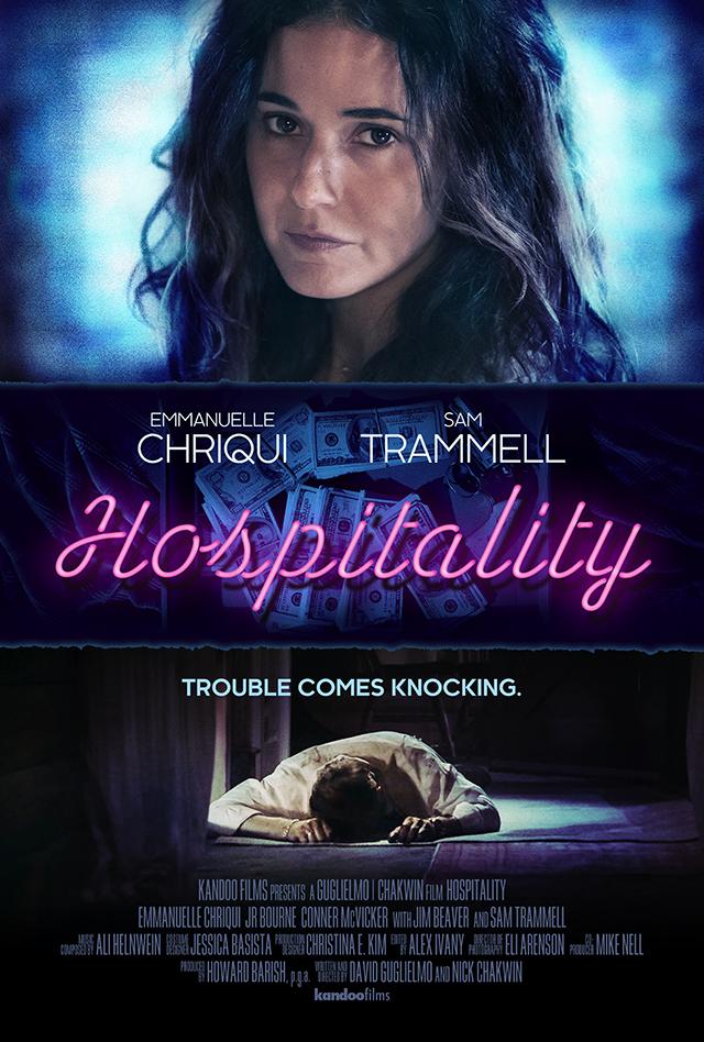 Hospitality 2018 HDRip XviD AC3-EVO