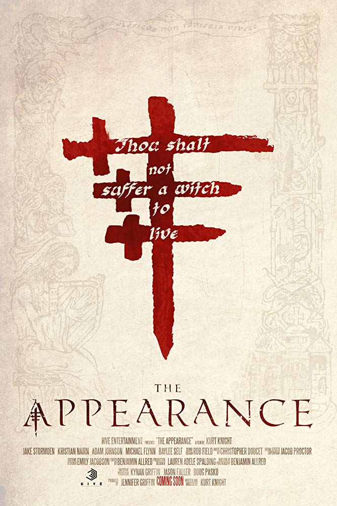 The Appearance (2018) 720p WEB-DL 900MB - MkvCage