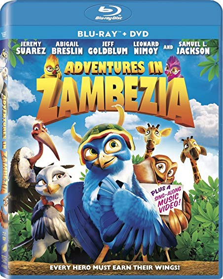 Zambezia (2012) 720p BluRay H264 AAC-RARBG