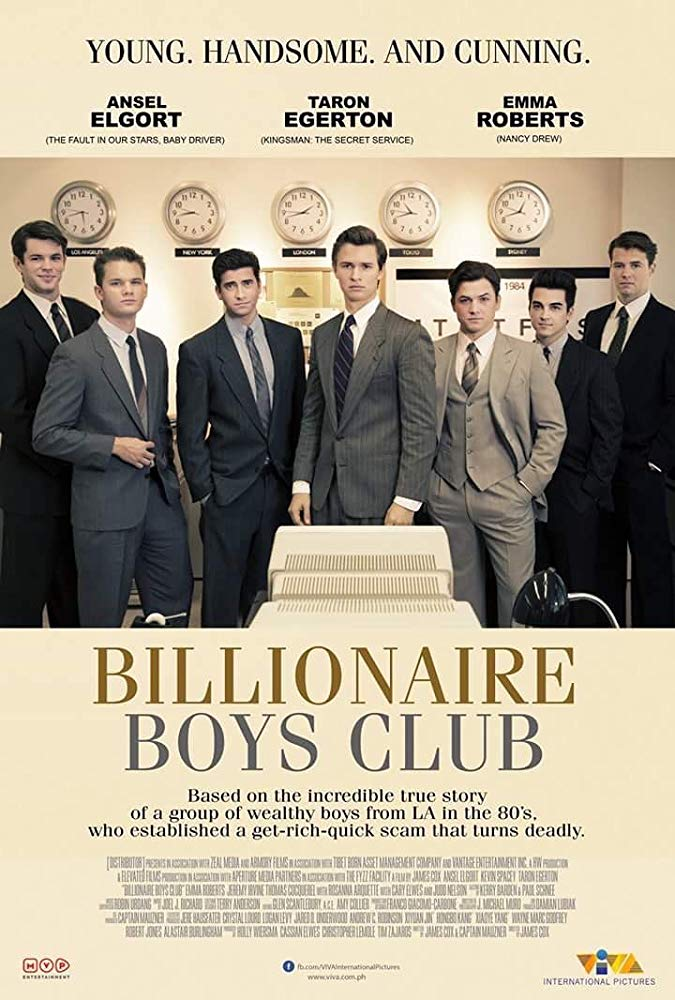 Billionaire Boys Club 2018 720p BluRay x264-x0r