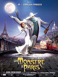 A Monster In Paris 2011 720p BluRay x264-x0r