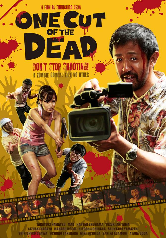 One Cut of the Dead (2017) BluRay 720p 750MB Ganool