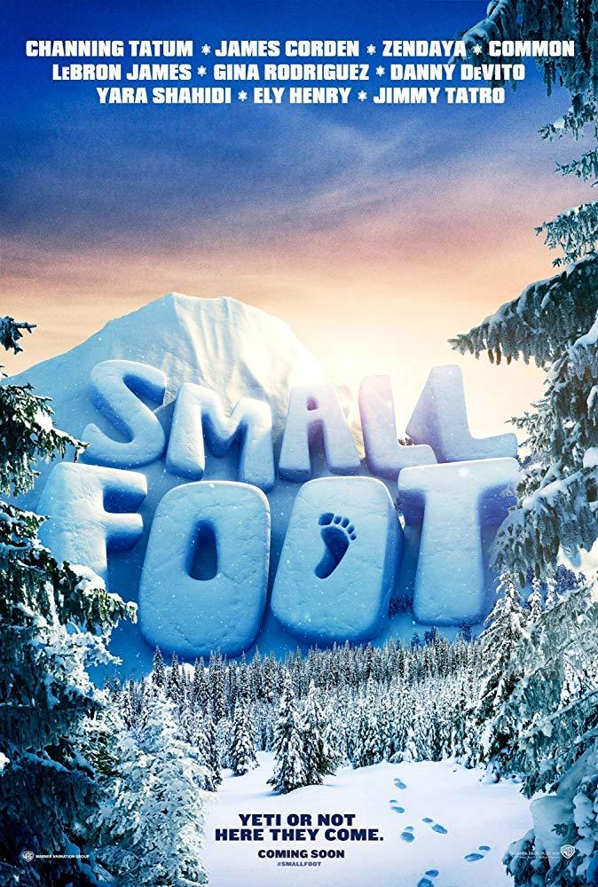 Smallfoot 2018 BluRay 1080p HEVC (8bit) AAC 5 1 mp4-LEGi0N