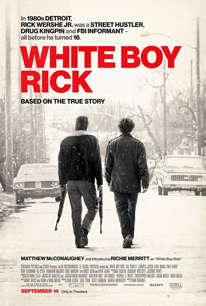 White Boy Rick 2018 720p BluRay H264 AAC-RARBG
