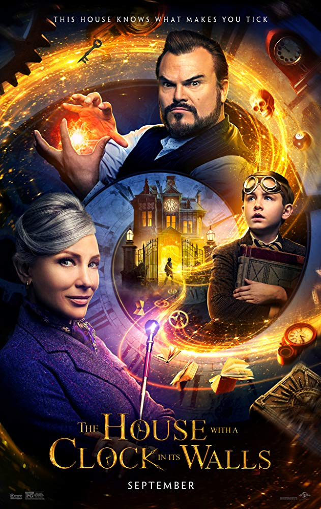 The House with a Clock in Its Walls 2018 BRRip XViD-ETRG