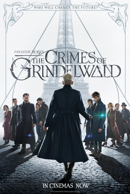 Fantastic Beasts The Crimes of Grindelwald 2018 KORSUB HDRip XviD-AVID