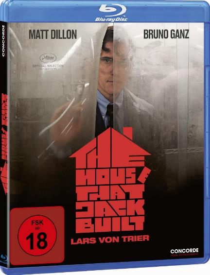 The House That Jack Built (2018) WEB-DL x264-FGT