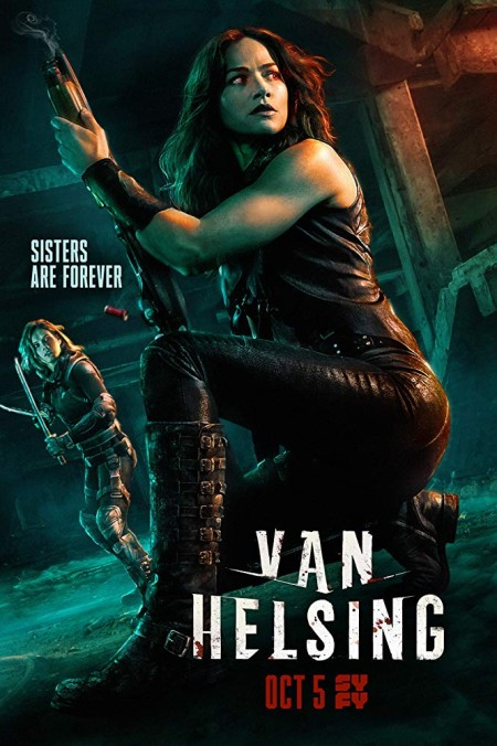 Van Helsing S03E11 Been Away HDTV x264-CRiMSON