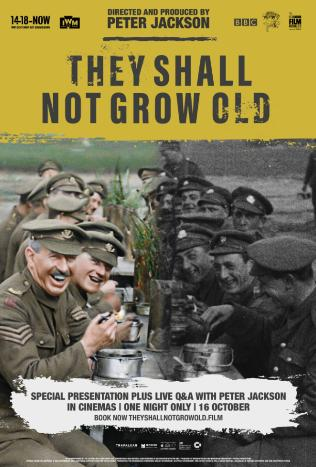 They Shall Not Grow Old 2018 LiMiTED 720p BluRay x264-CADAVER