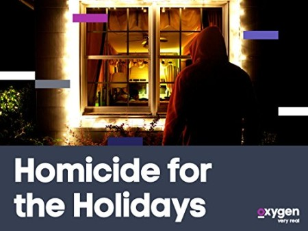 Homicide for the Holidays S03E01 HDTV x264-W4F