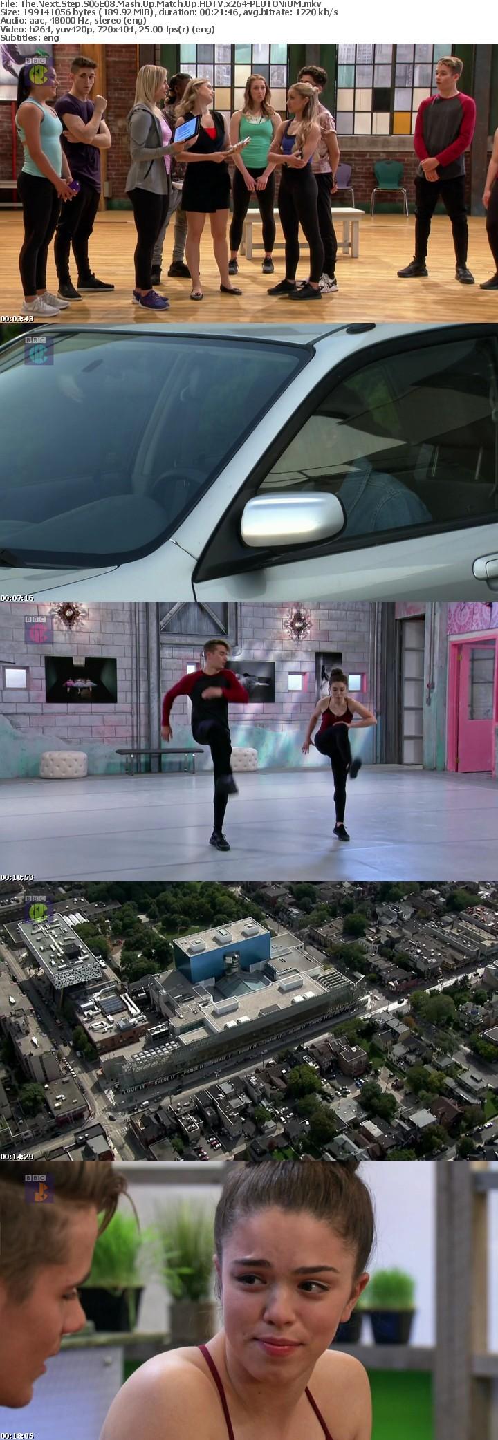 The Next Step S06E08 Mash Up Match Up HDTV x264-PLUTONiUM
