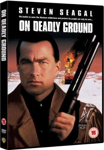 On Deadly Ground (1994) 720p HDRip x264-DLW